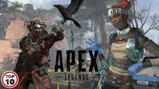 Top 10 Reasons To Be Excited For Apex Legends