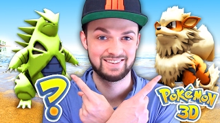 WHICH ONE DID WE GET? 😱 - NEW Captures! (Pokemon 3D #6)