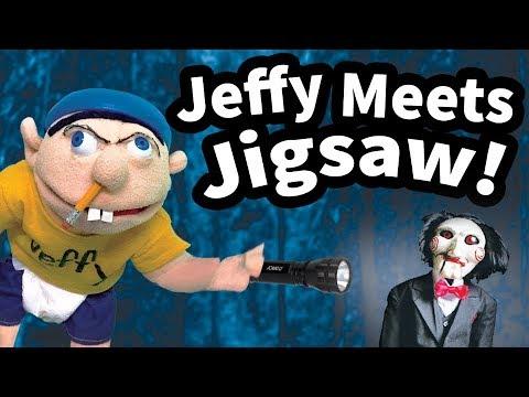 SML Parody: Jeffy Meets Jigsaw!