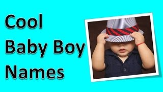 Cool Baby Boy Names in Hindu