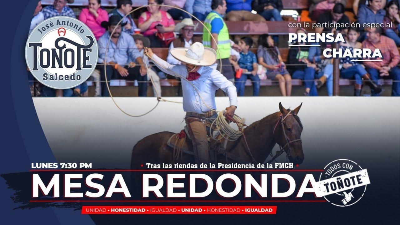 """Mesa Redonda """"Tras las Riendas de la Presidencia de la FMCH"""" [RP]"""