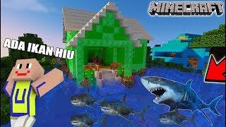 Download Ada Ikan HIU Di Kampung Durian Runtuh!! Upiiiin Takut