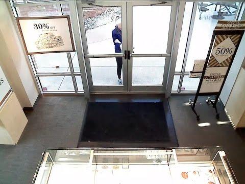 Female jewelry thief suspect robs Mebane store