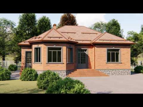 Проект дома (Хасавюрт)