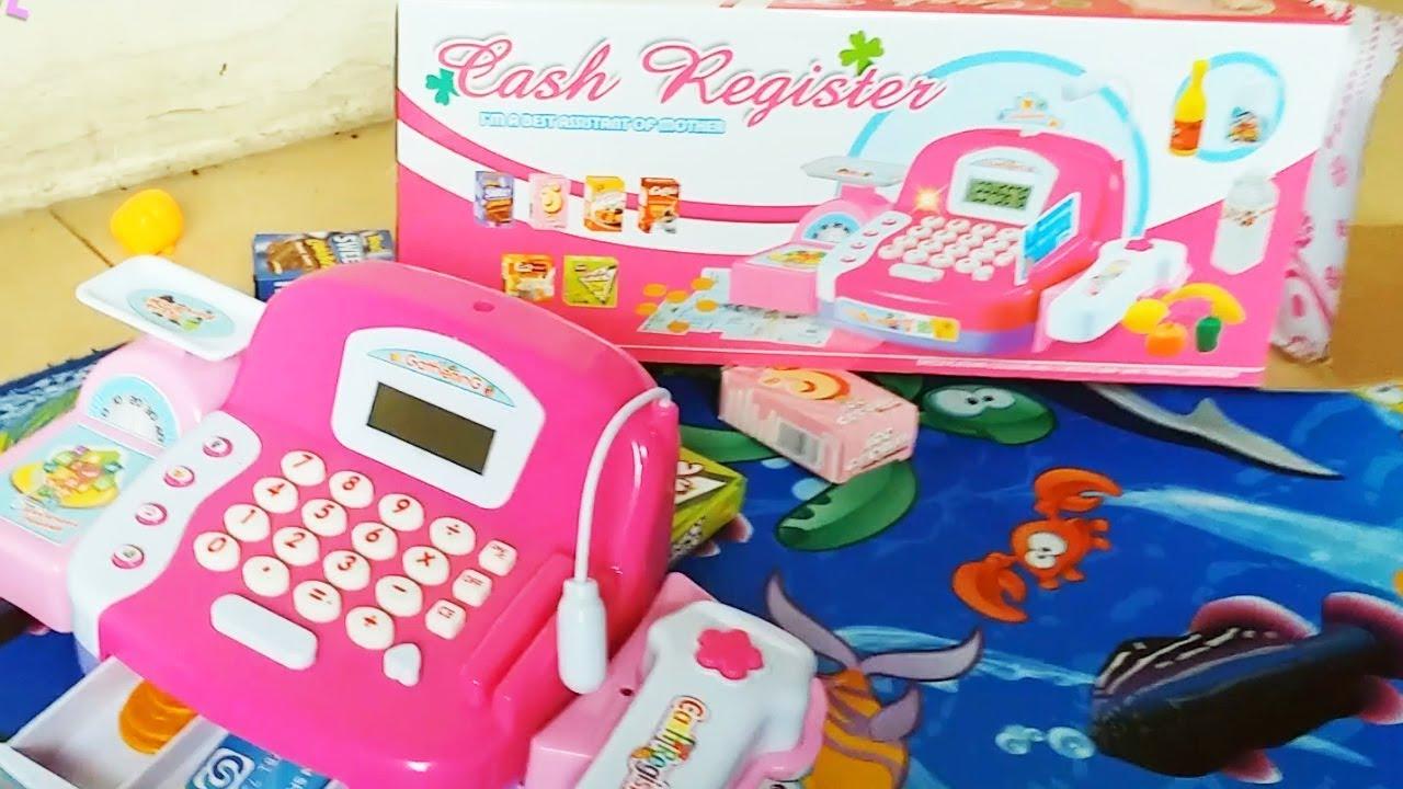 Mainan Anak Cash Register Belajar Berhitung Bersama Sepupu