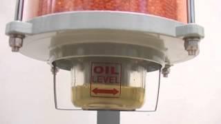Demonstration for Testing of Orange Silica Gel Breather