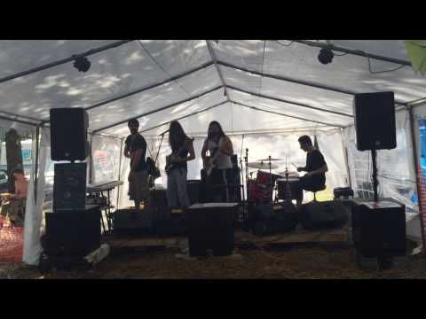 Abnormal Shiver LIVE @ Cosmic Alignment 2015 (clip)