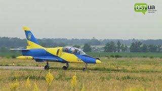 Харьковские студенты-летчики проходят практику в небе