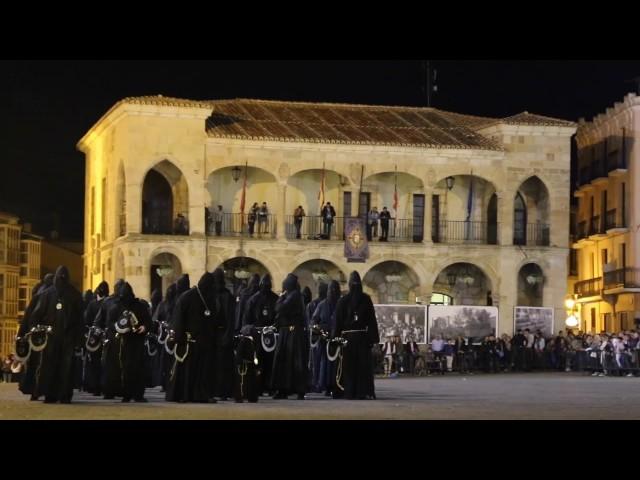 Procesión de la Virgen de la Soledad - Semana Santa Zamora