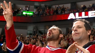 Pacioretty scores once in each period for 6th career hat trick