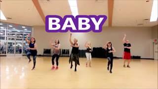 BABY- Clean Bandit ft. Marina & Luis Fonsi// ZUMBA// Dance Fitness// Choreography by Ofelia Video