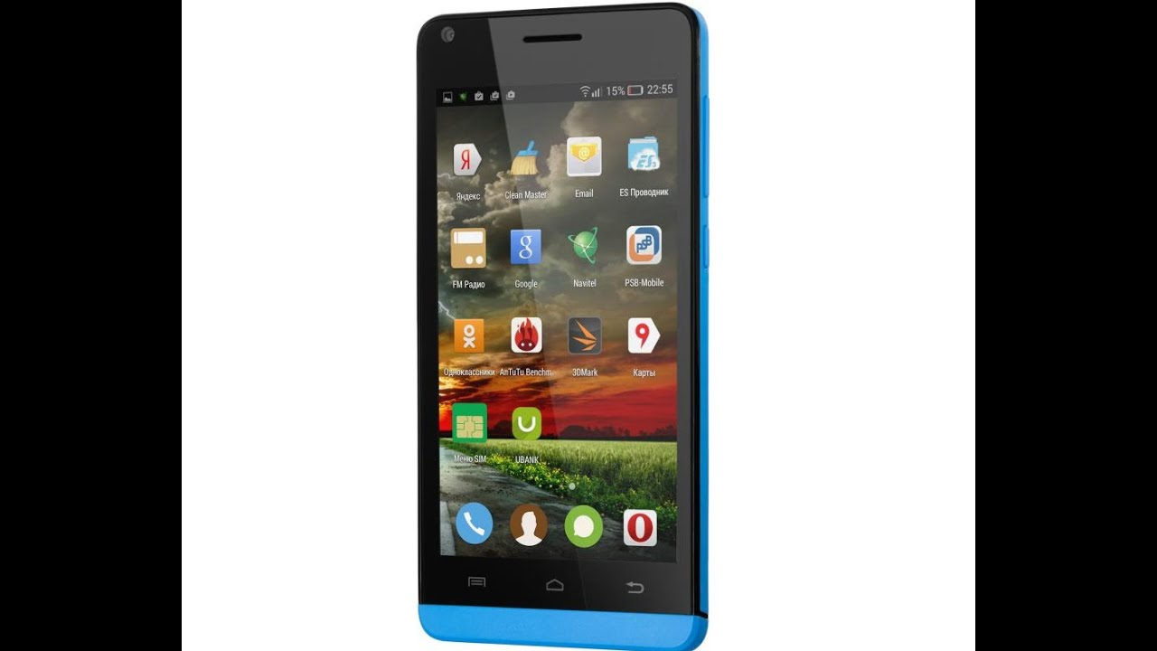 Explay TORNADO: смартфон с тремя SIM-картами - YouTube