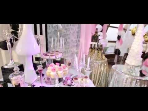 Видео Кенди бар свадьба