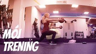 Jak wygląda mój trening na siłowni? | Codziennie Fit VLOG