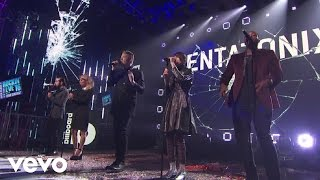 Pentatonix - Cracked (Live at New Year's Rockin Eve)