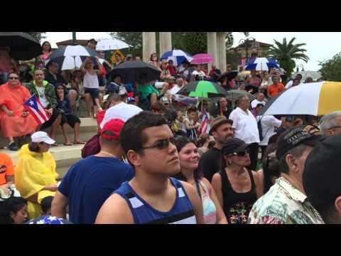 Andres Jimenez en Altamonte Springs Florida (Christian Nieves cuatrista)