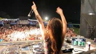 DJ Juicy M @ Wonderland Festival || B.P.M. Agency