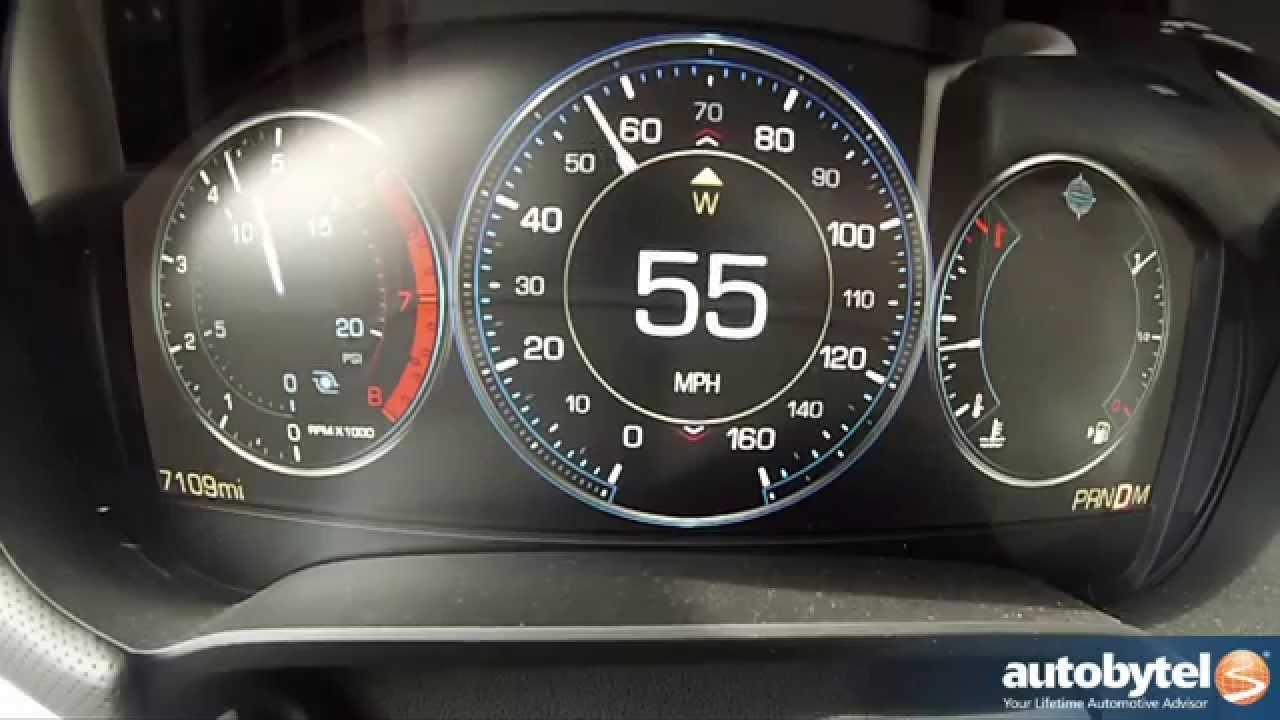 2014 Cadillac Xts Vsport 0 60 Mph Test Video 410 Hp 3 6l Twin