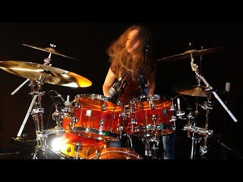 Superstition (Stevie Wonder); Drum cover by Sina