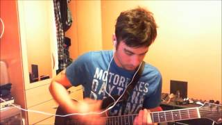 Hoobastank - Out Of Control (Guitar Cover)