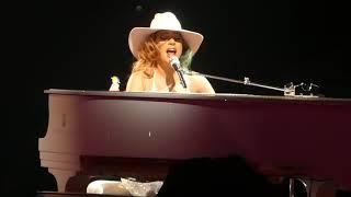 """Fan Letter Reading & Million Reasons"" Lady Gaga@Capital 1 Arena Washington DC 11 / 19 / 17"