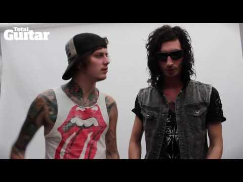 Onstage Nightmares interview with Asking Alexandria's Ben Bruce and Cameron Liddell