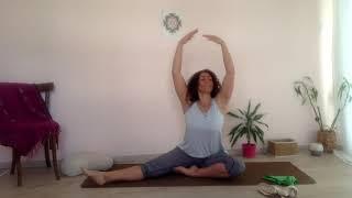 Movement | Mindset | Meditation Part 1 of 2 ((yoga, fitness, wellness, stretching, strength)