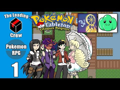 Pokemon RPG Tabletop One Shot - Episode 1: The Farmers Market | Ft. The Third Wheel Jelloapocalypse