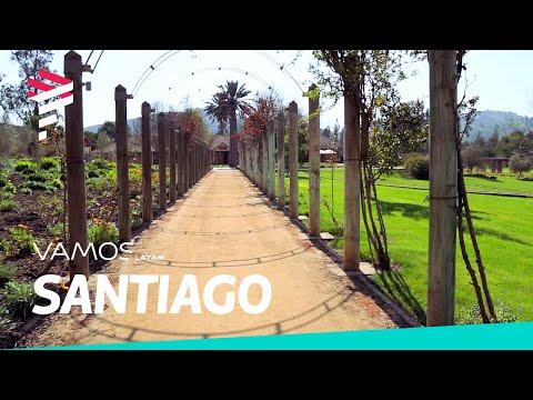 Vamos/LATAM: Day trips a partir de Santiago