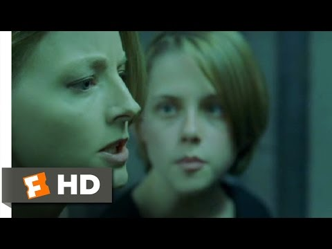 Panic Room (4/8) Movie CLIP - Get Out of My House! (2002) HD streaming vf