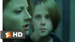 Panic Room (4/8) Movie CLIP - Get Out of My House! (2002) HD