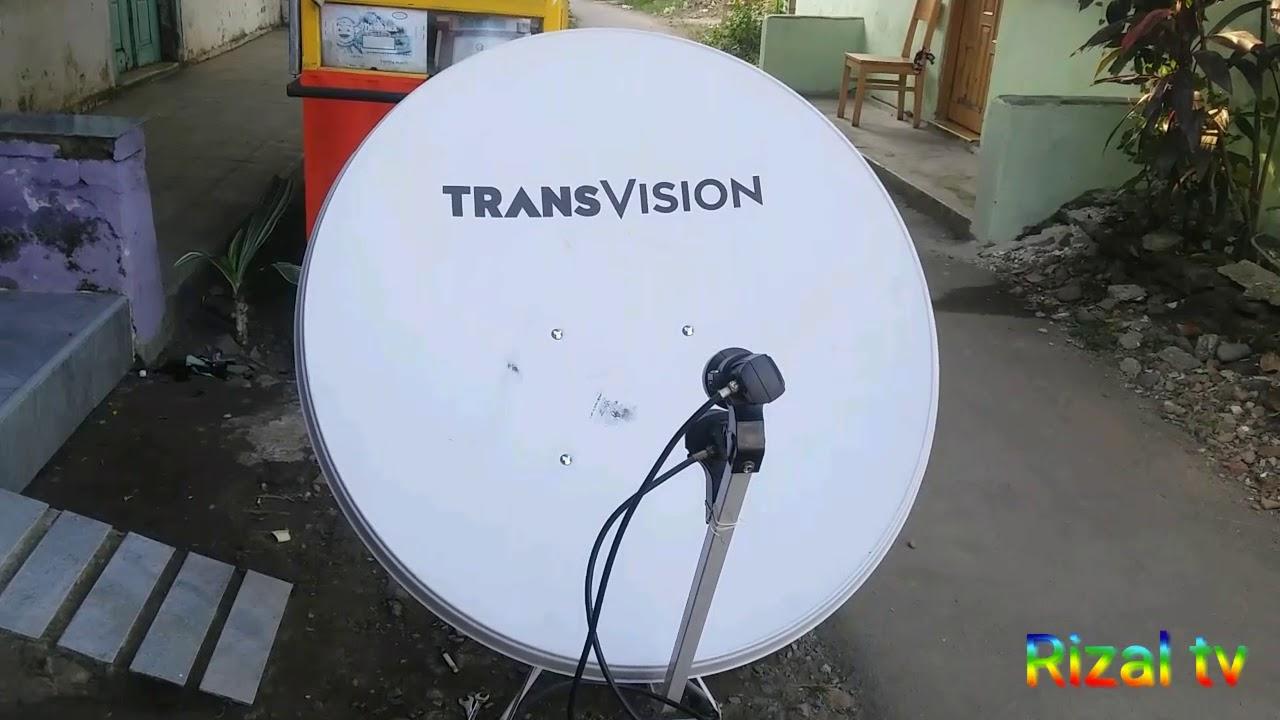 Cara Tracking Satelit Measat3 Ku Band Gabung Dgn Chinasat 11 Youtube Lnb Ninmedia Universal Gardiner 1 Output Rizal Parabola Tegal