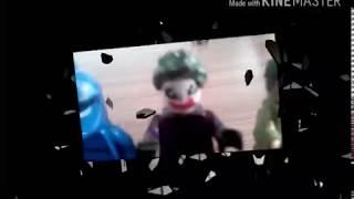 Мини сериал Бэтмен и Джокера (лего,2)