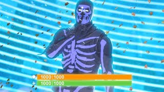 I found an invincibility glitch in SEASON X... (out of zone)