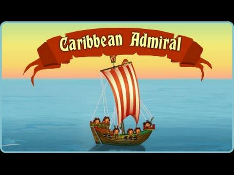 Mini Game Monday - #7 - Caribbean Admiral
