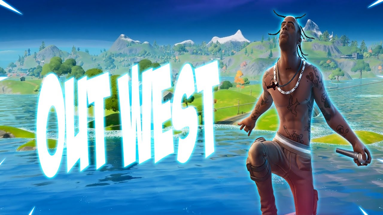Fortnite Montage - Out West (Tiktok Song)