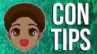SpiffyPenguin: Con Tips! [Cosplay, Hotels, etc]