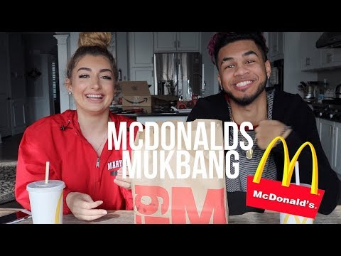 MCDONALDS MUKBANG | WATCH ME EAT LMAO