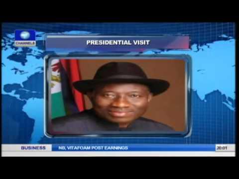 President Jonathan Visits Emir Of Kano, Prominent Oyo, Osun Monarchs