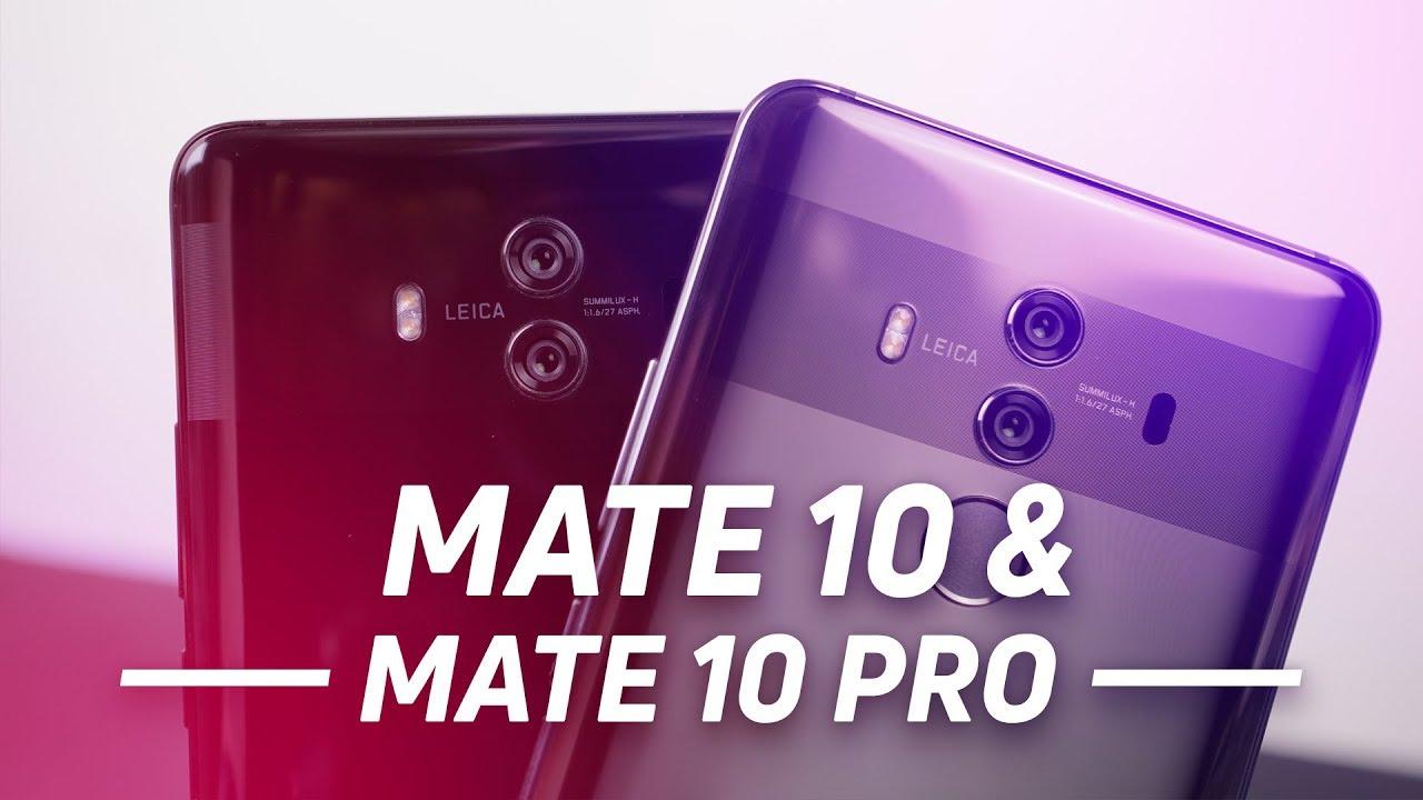 Huawei Mate 10/Pro/Porsche V2