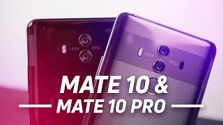 Huawei Mate 10 & Mate 10 Pro Review: All About Promises