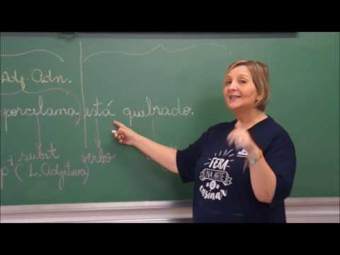 Видео Revisão morfossintática