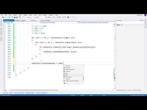 Lesson 20: Update database record in C Sharp. (URDU/HINDI)