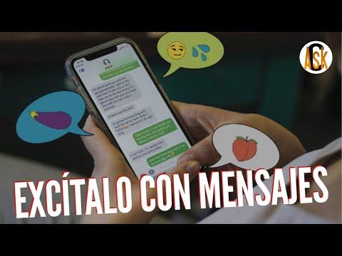 ► Como Excitar A Un Hombre Con Mensajes De Texto