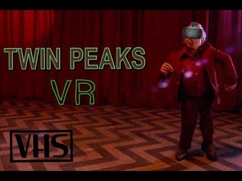Twin peaks: The VR experience(Fan made alpha)