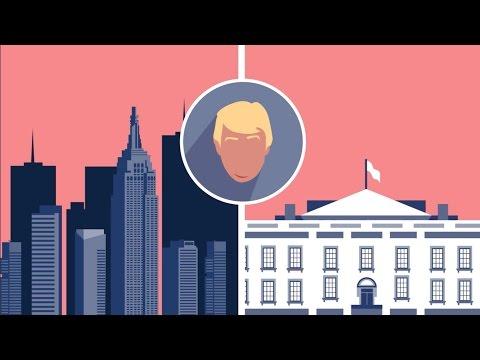 Trump: The President Who Is Still A Businessman | Let's Talk | NPR