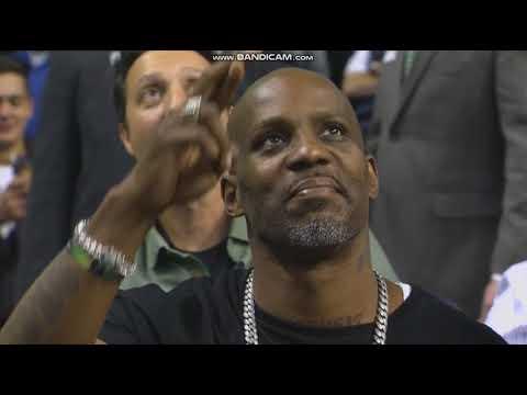 Dmx - Ruff Ryder Anthem During Celtics Lakers Game