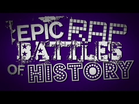 [All Instrumentals] Epic Rap Battles of History - 1-26