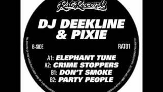 DJ Deekline - Crimestoppers