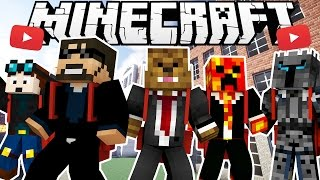 Repeat youtube video YOUTUBER HIGH SCHOOL MODDED HIDE AND SEEK - Minecraft Modded MInigame